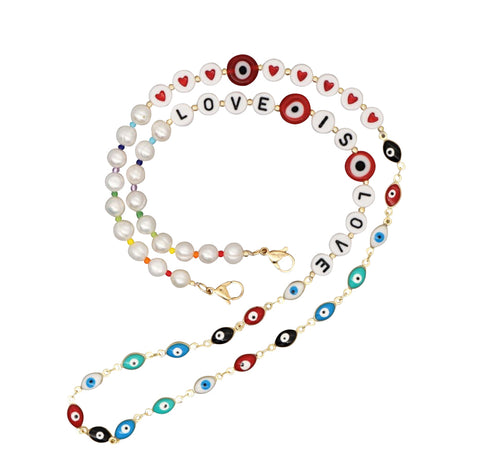 Love is Love Candy Chain
