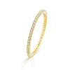 Lajoux Eternity Diamond Ring Yellow Gold