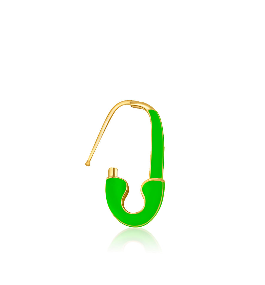 Green Candy Joint Safety Pin ™