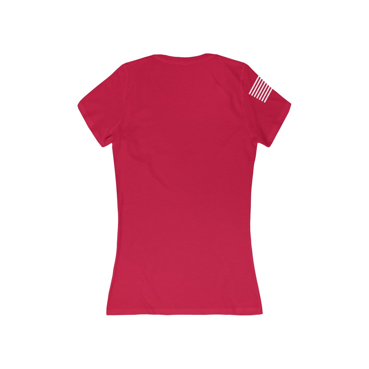 Women's Short Sleeve Deep V-Neck - Athletic Beings
