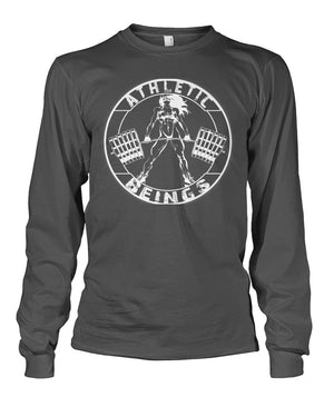 Athletic Beings female long sleeve - Athletic Beings