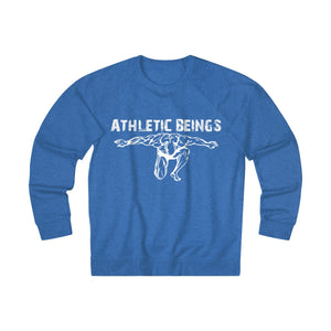 Men's French Terry Crew - Athletic Beings