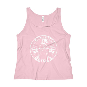 Women's Relaxed Tank Top - Athletic Beings