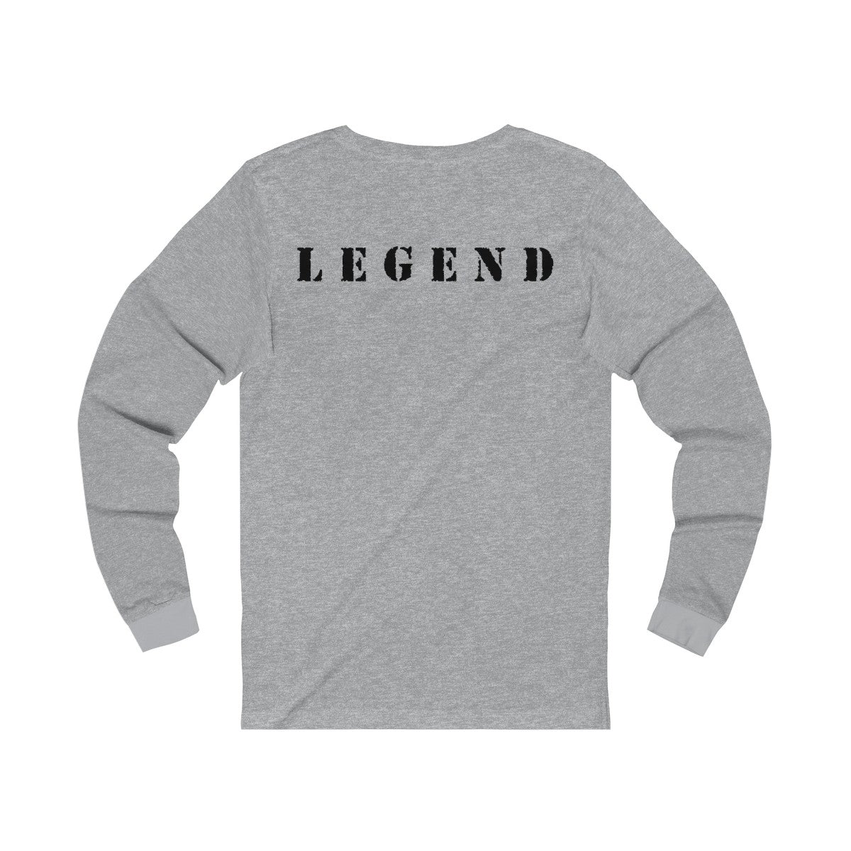 Men's LEGEND Long Sleeve Tee - Athletic Beings