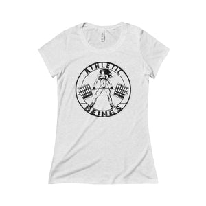 Triblend Short Sleeve Tee - Athletic Beings