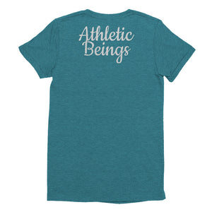 Women's Crew Neck T-shirt - Athletic Beings