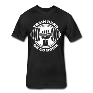 "Next Level ""Train Hard"" Tee - Athletic Beings"