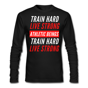 Men's Long Sleeve THLS - black