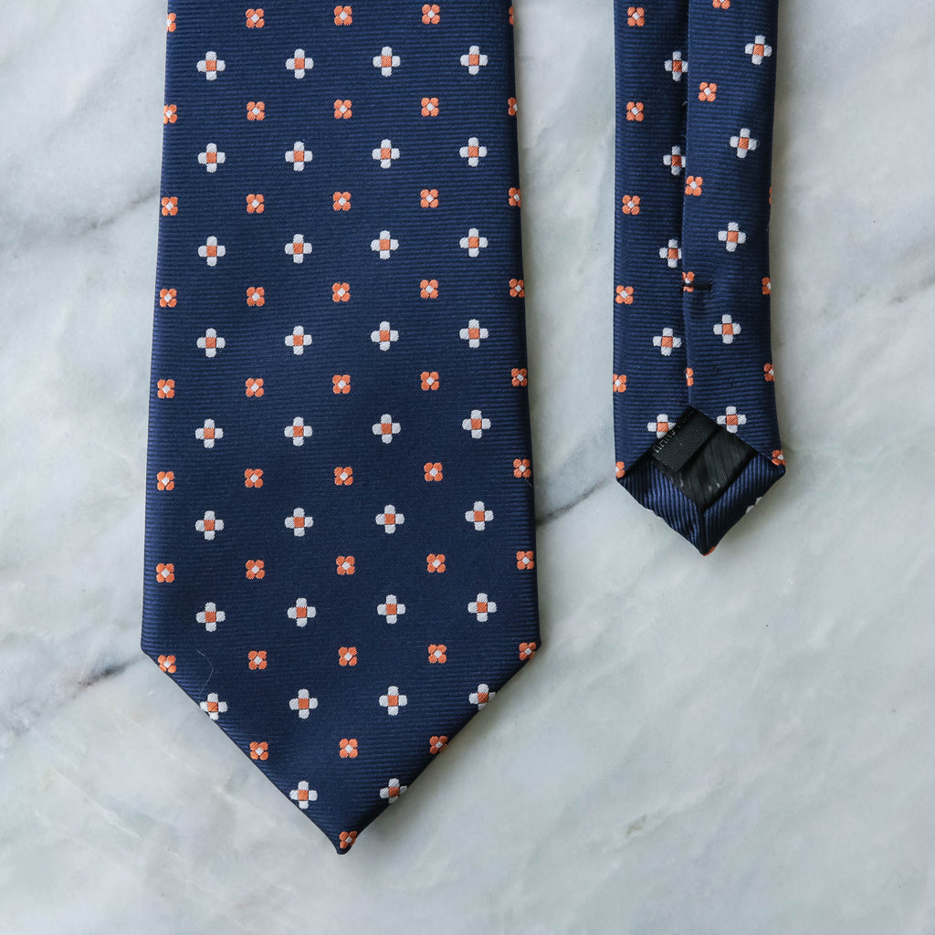 Broadford Silk Tie