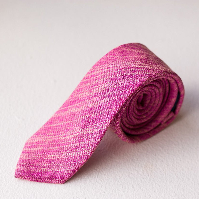 Candy Twill Cotton Tie