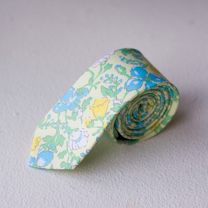 Chancery Lane Floral Tie