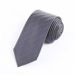 Herringbone Silk Tie (4 Colors)