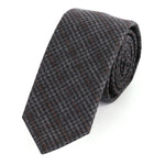 Checkered Wool Tie (3 Colors)