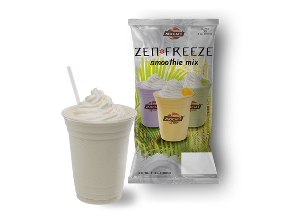 Almond ZENFreeze Fruit Smoothie Mix