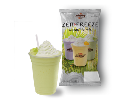 Honeydew ZENFreeze Fruit Smoothie Mix