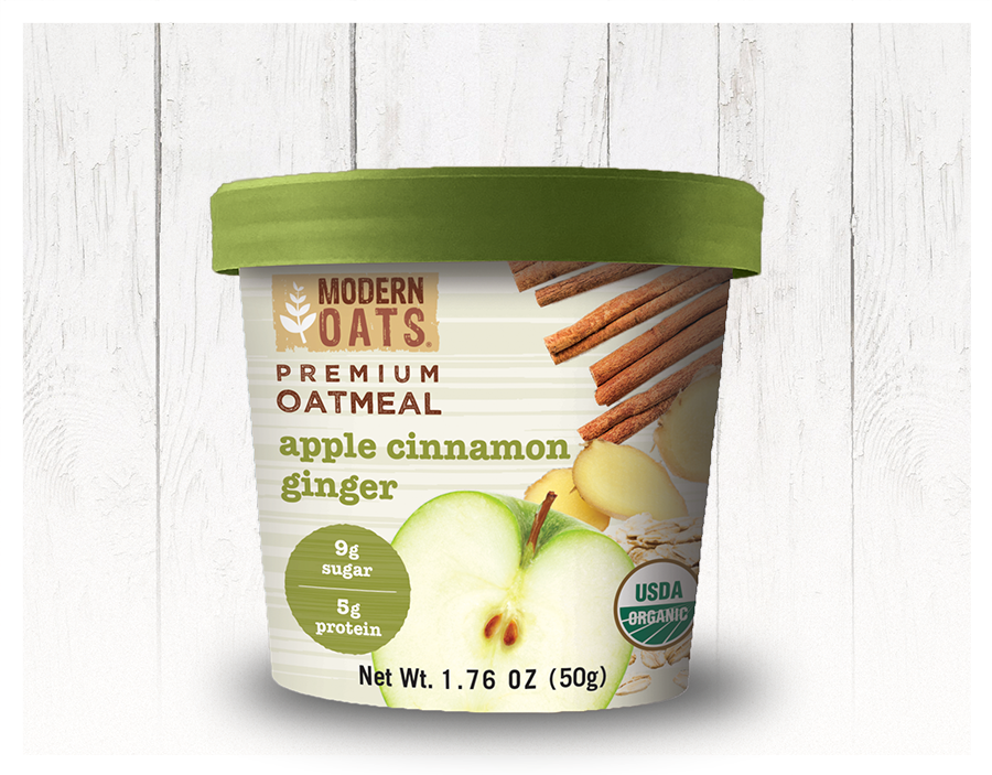 Organic Apple Cinnamon Ginger