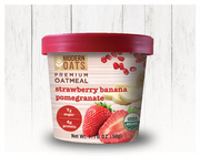 Organic Strawberry Banana Pomegranate