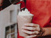 Toffee Coffee Frappe