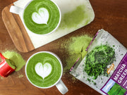 MOCAFE Matcha Green Tea Mix