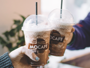 Mocha Frappe (No Sugar Added)
