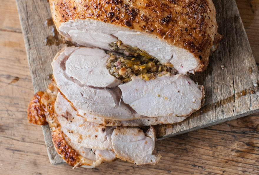 Free Range Apricot & Hazelnut Stuffed Chicken Recipes from Pipers Farm