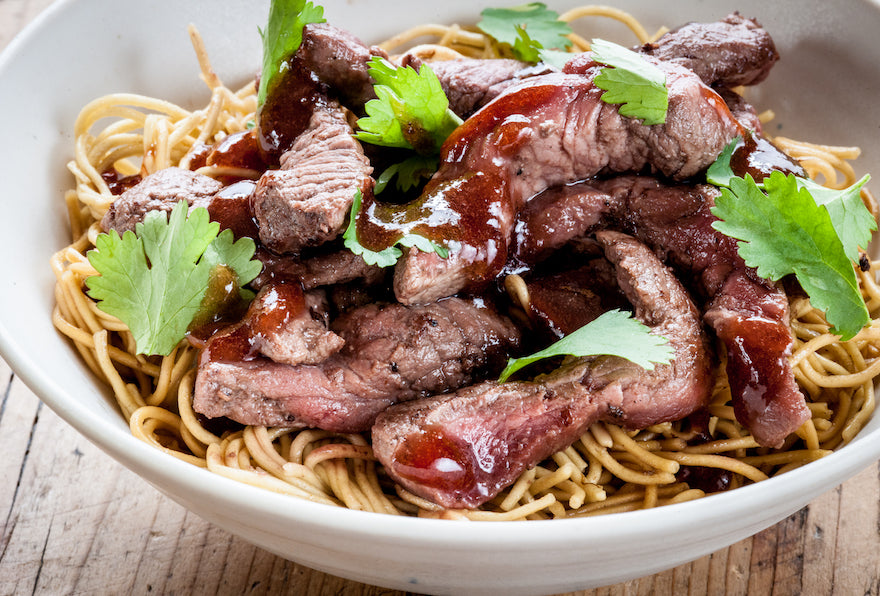 Red Ruby Beef Stir Fry Cooking ideas