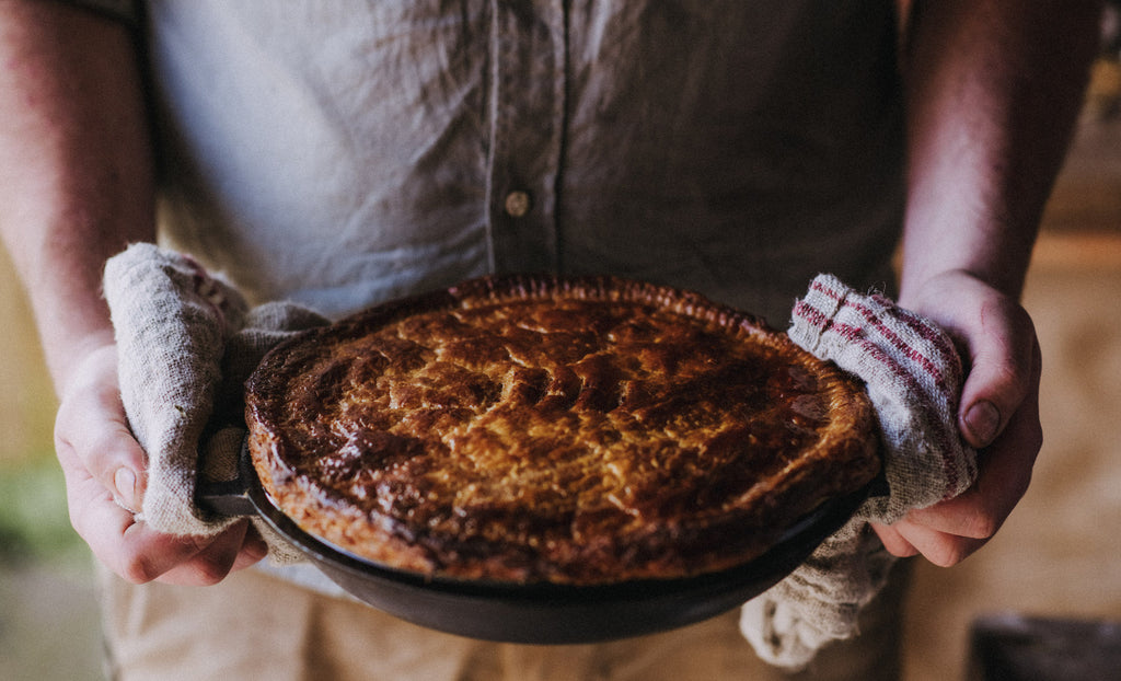 Christmas pie recipe
