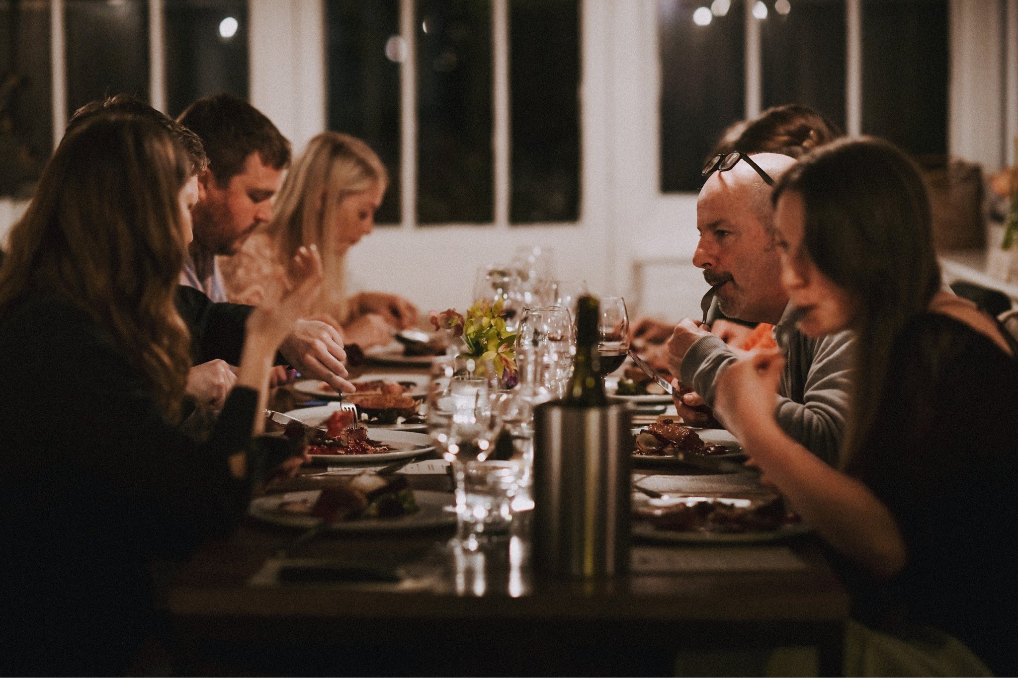 Pipers Farm collaborative supper