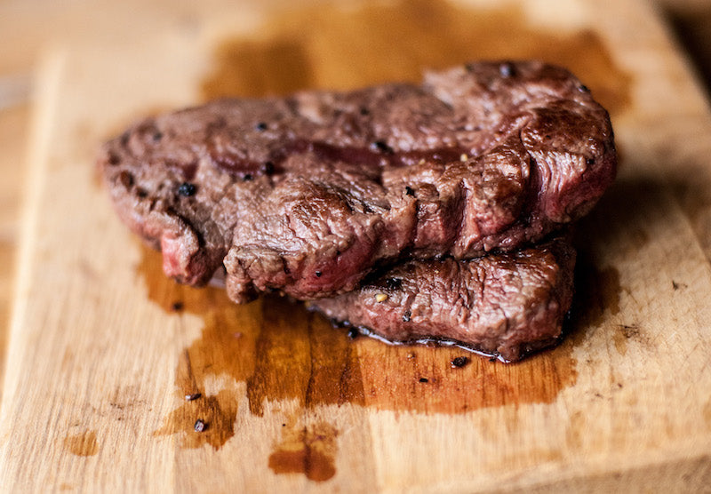 Grass fed Beef Feather Steak Cooking ideas