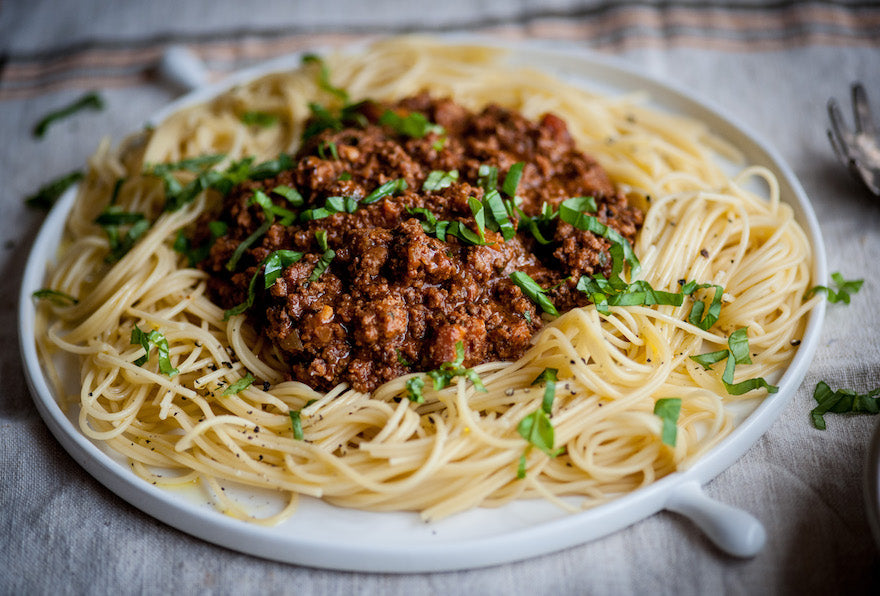 Grass Fed Beef Mince Cooking ideas