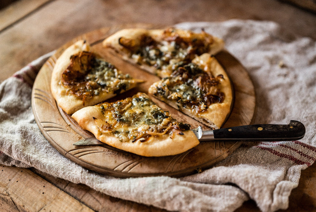 Caramelised Onion Pizza