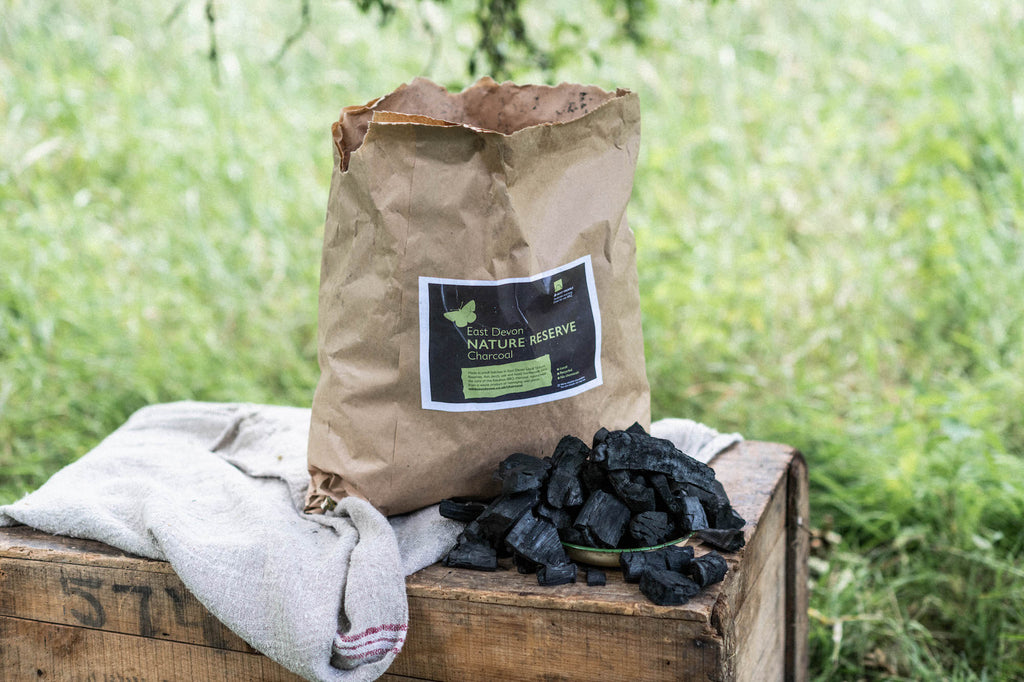 Sustainable charcoal