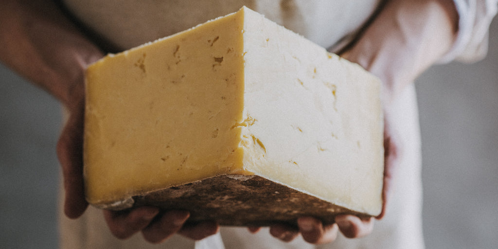 Quicke's cheese