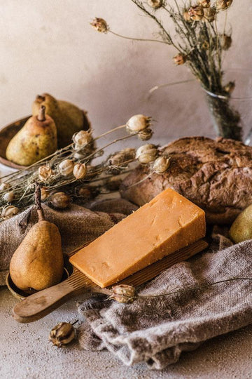 Christmas Cheese from Pipers Farm