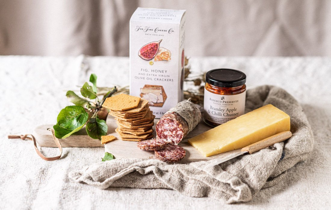 Artisan Cheese & Charcuterie Box