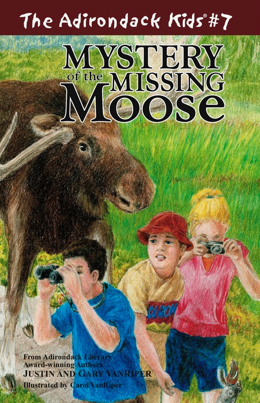 The Adirondack Kids® #7: Mystery of the Missing Moose