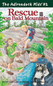 The Adirondack Kids® #2: Rescue on Bald Mountain