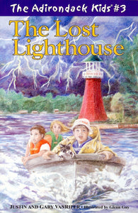 The Adirondack Kids® #3: The Lost Lighthouse