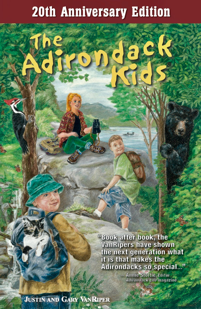 The Adirondack Kids® #1 20th Anniversary Edition