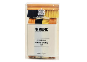 Kent, POLISHING SHOE SHINE KIT