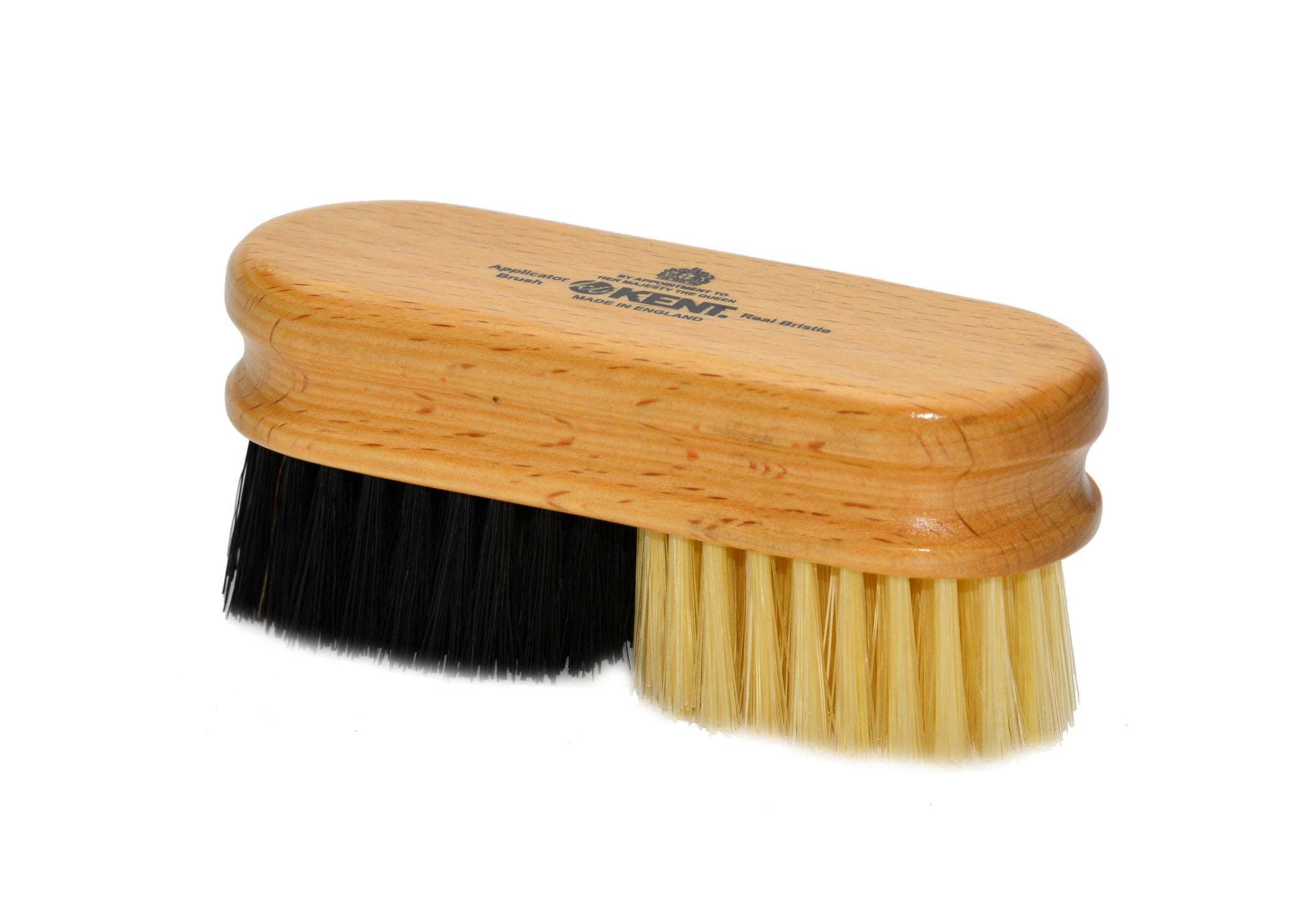 Kent, SHOE APPLICATOR Natural Bristles
