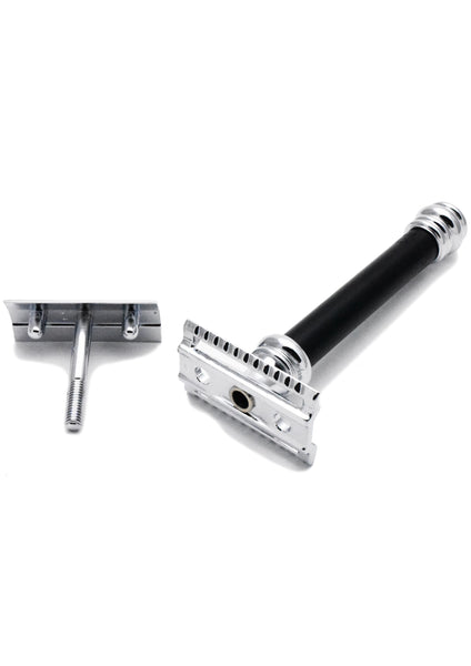 Merkur, D E SAFETY RAZOR Barbers Pole 38