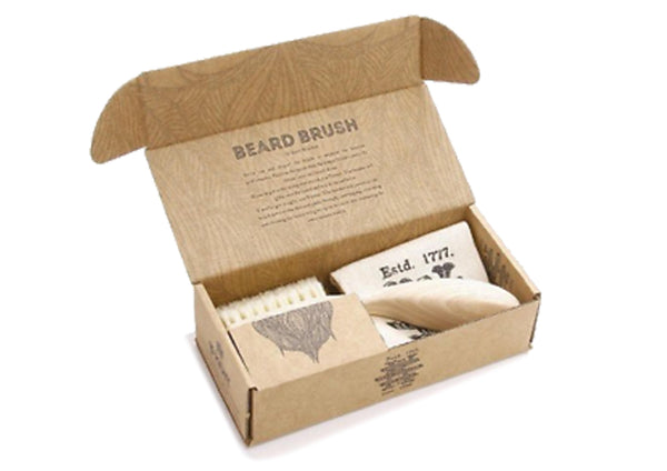 Kent, BEARD BRUSH Left Handed BRD3