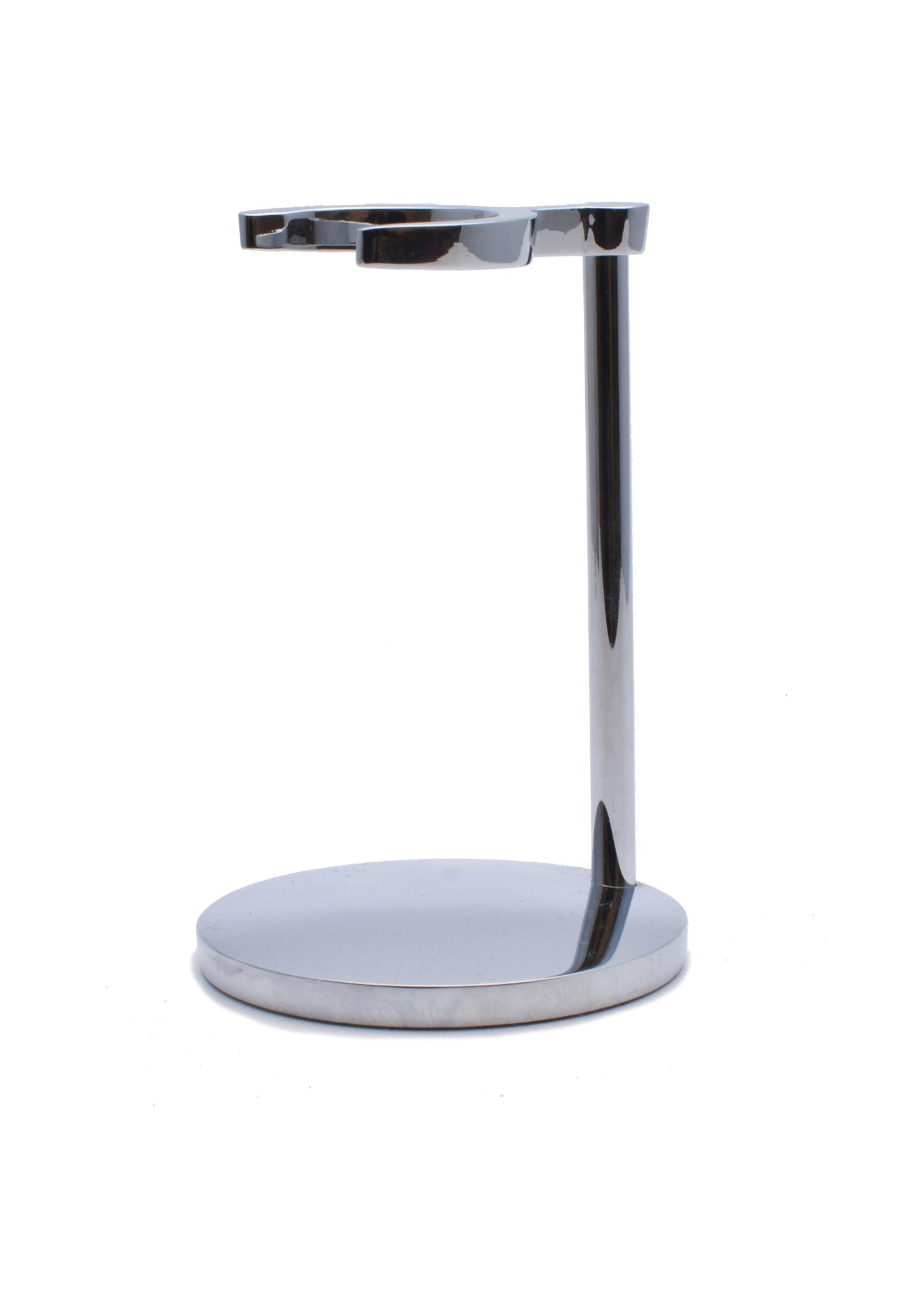 Muhle, CHROME SHAVING BRUSH STAND FOR LISCIO SERIES RHM14P Single Stand