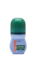 Borotalco, Fresh Antiperspirant DEODORANT Roll-On 50ml