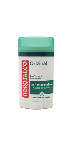 Borotalco, Original Antiperspirant DEODORANT STICK 40ml
