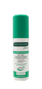 NATURAVERDE pharma, DEODORANT PUMP SPRAY 100ML