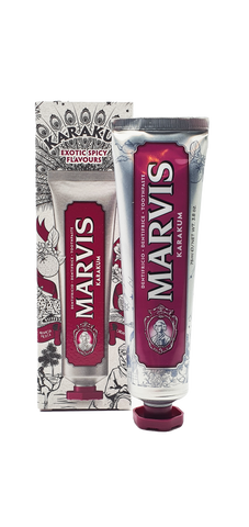 Marvis, TOOTHPASTE KARAKUM, exotic spicy flavours