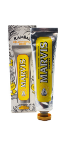 Marvis, TOOTHPASTE RAMBAS, Vibrant Tropical Scents