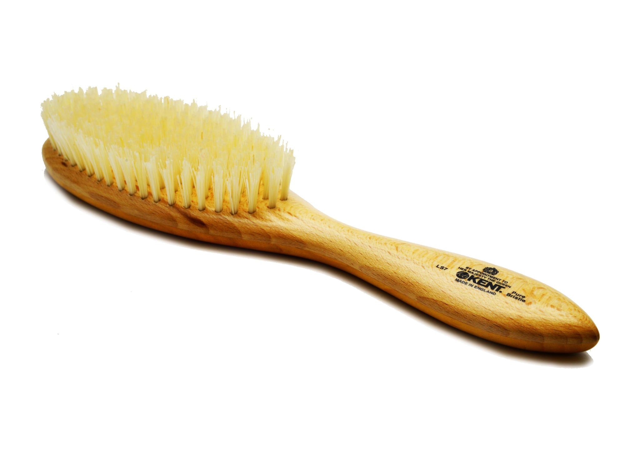 Kent, HAIR BRUSH Pure Bristles LS7